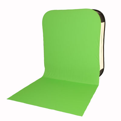 Mobile Photo Studio - green screen