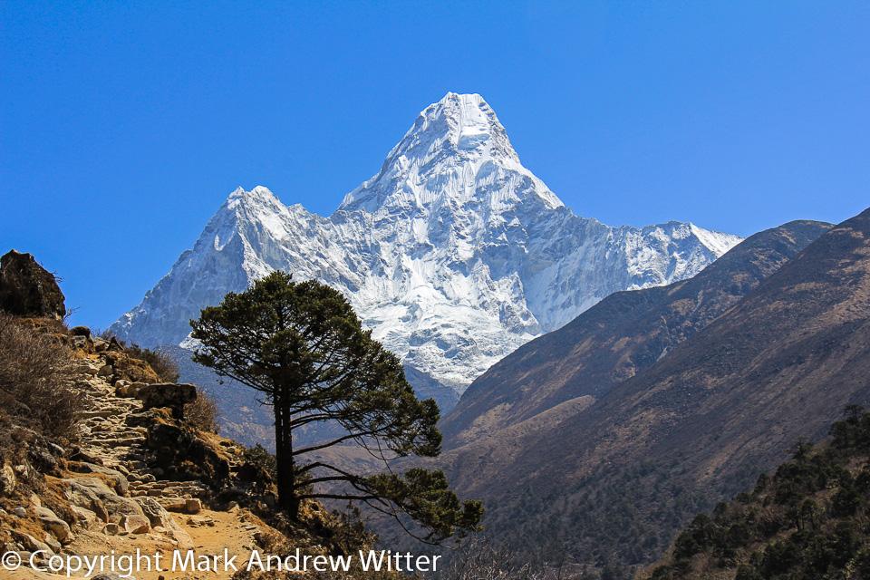 Ama-Dablam - Himalayas
