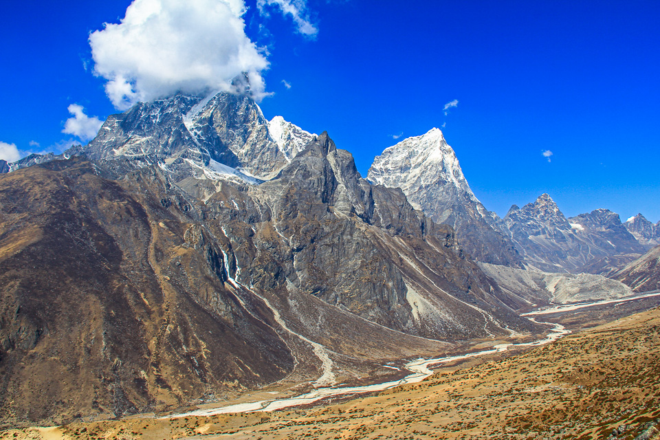 Himalayas Nepal - Tawoche Peak
