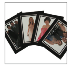 Mobile Photo Studio Ipswich - photo mounts