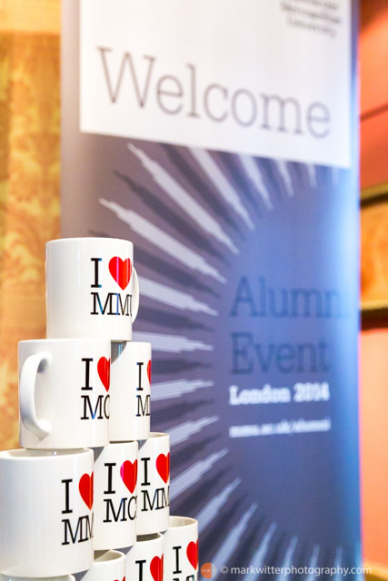 Conference welcome banner