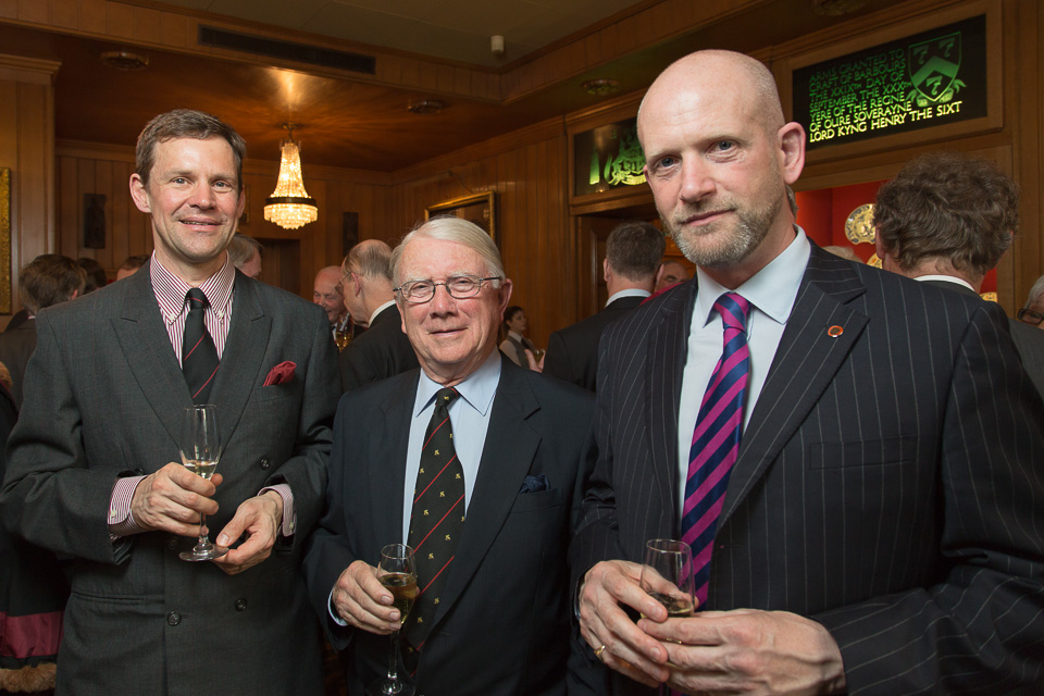 Guest at Livery company event