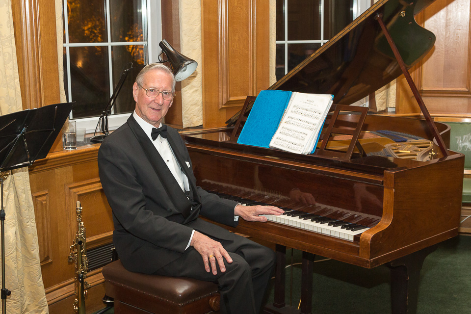 Pianist at Livery Company Event