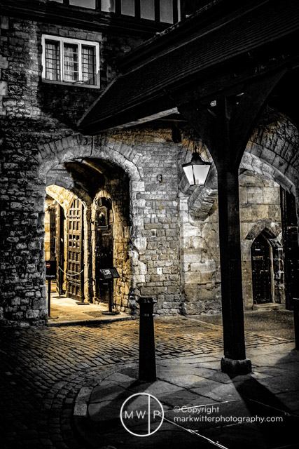 Tower of London by Night