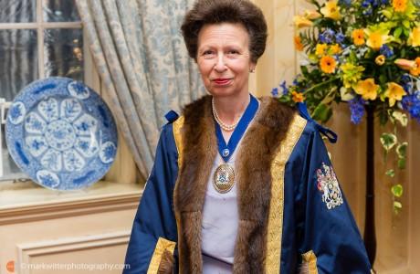 HRH The Princess Royal-Princess Anne