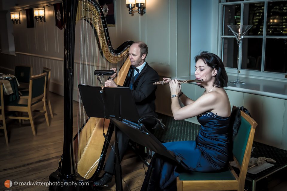 City of London Musicians - Harp and Flute