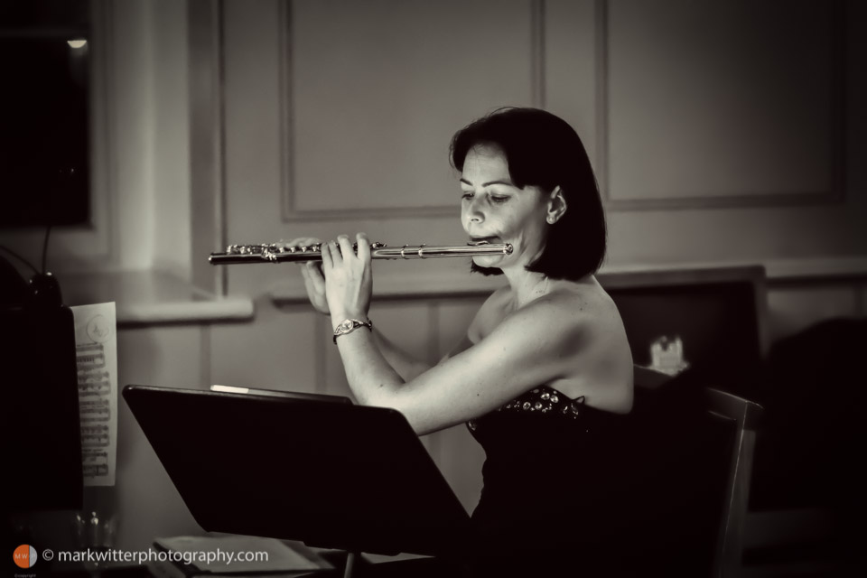 City of London Musicians -playing the Flute