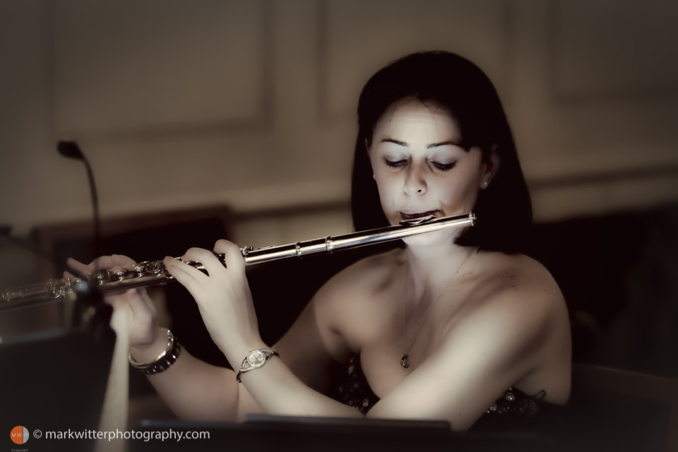 City of London Musicians-playing the flute