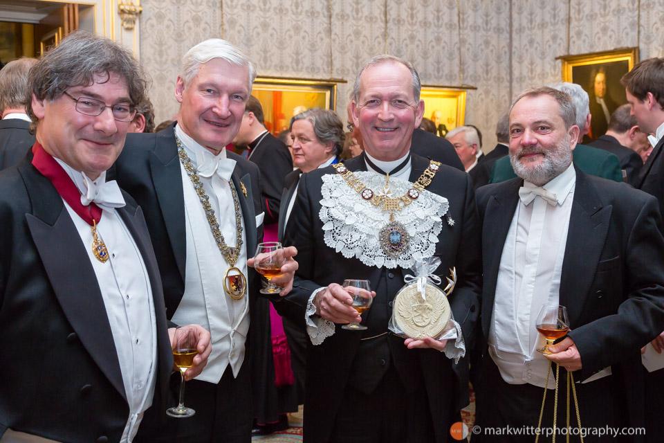 Sir Alan Yarrow Lord Mayor of London 2014-15