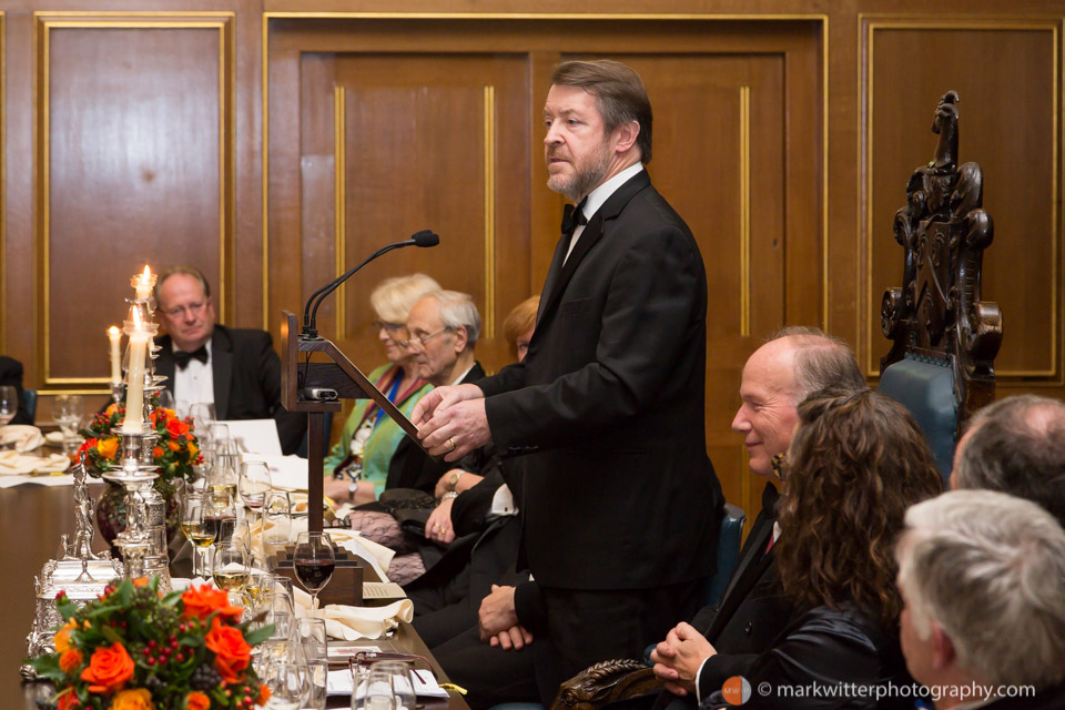 Sir Roger gifford by City of London Event Photographer