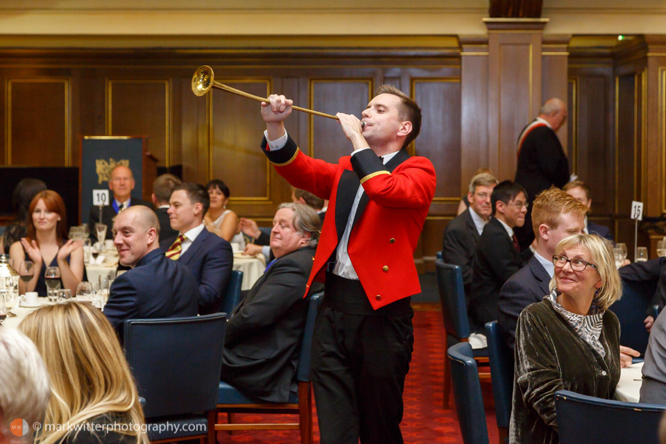 The London Banqueting Ensemble playing the Post Horn Gallop