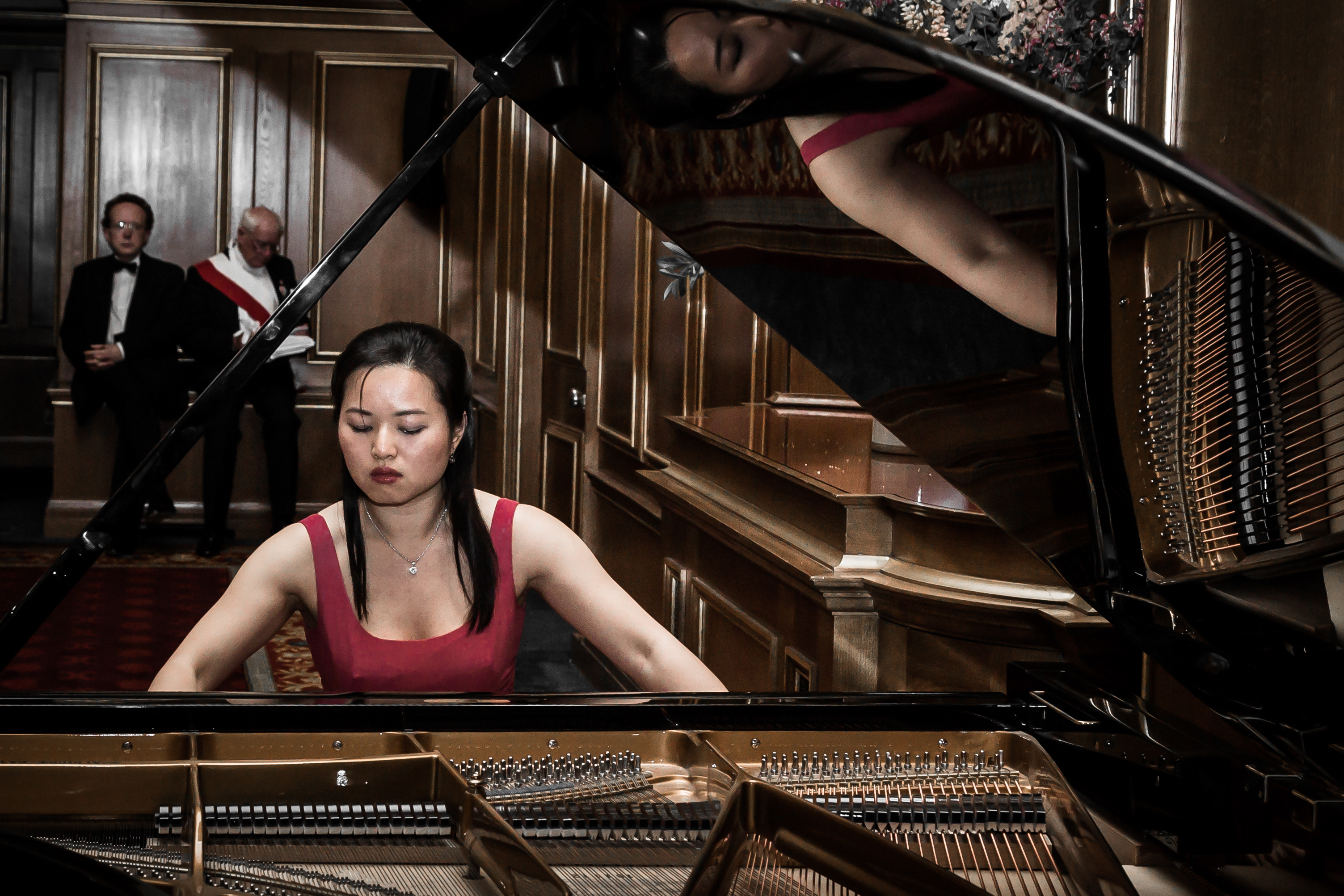 Annie Yim Concert Pianist