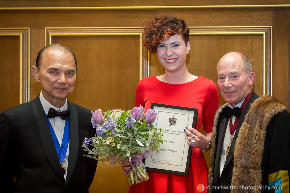 Worshipful Company of Cordwainers Footwear Student of The Year Awards