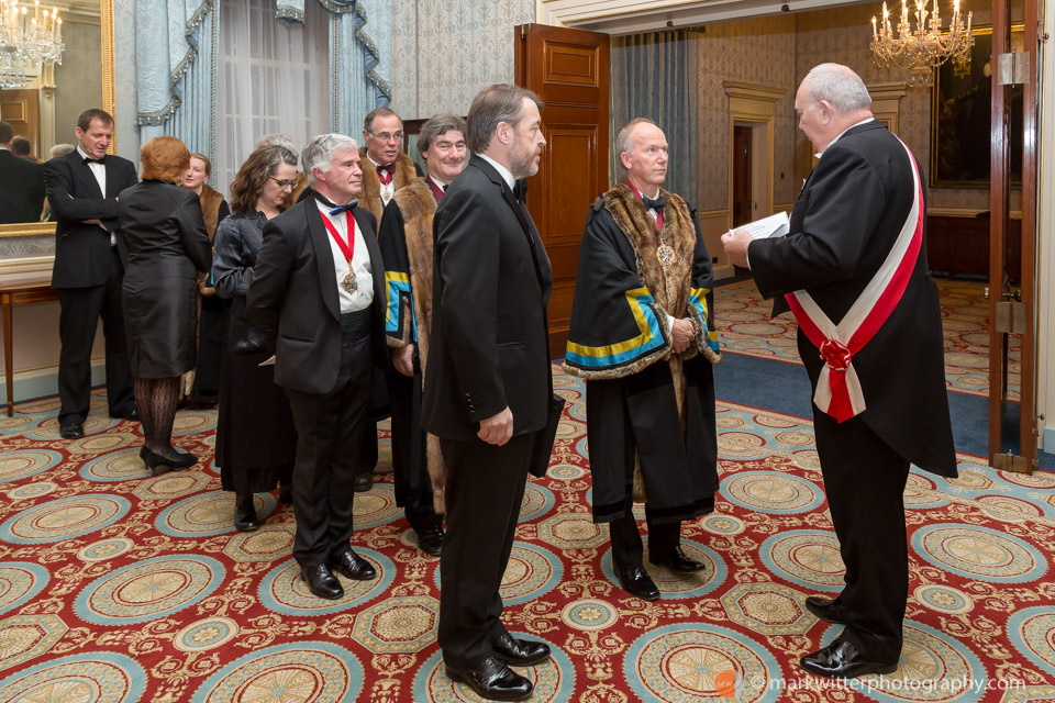 Lance Shaw, Master of the Worshipful Company of Cordwainers