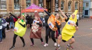 Fundraisers Go Flipping Mad for EACH