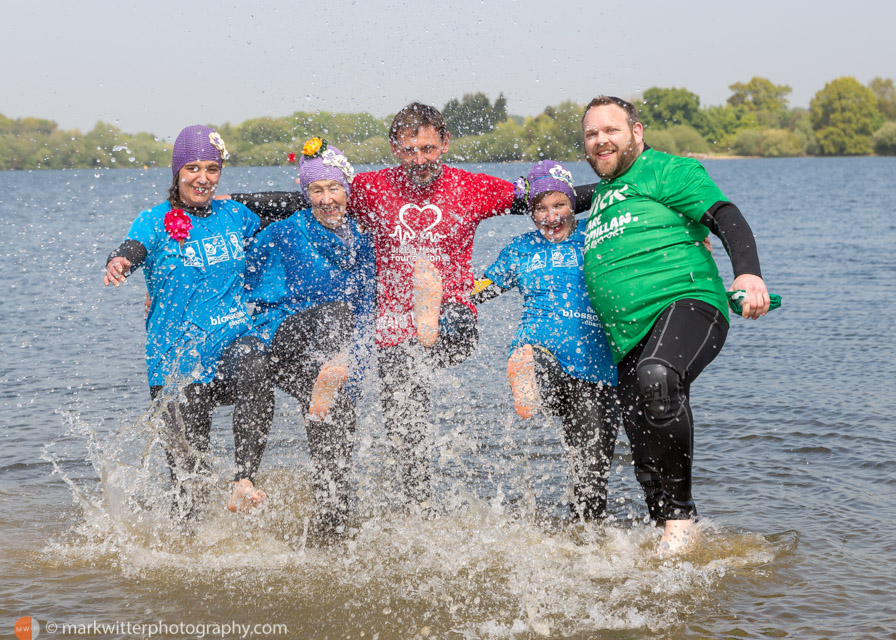 Photo Call at Alton Water 1