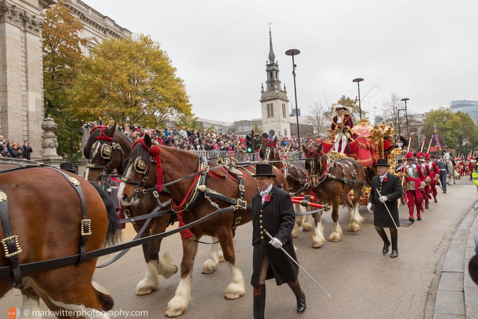 Lord Mayor's Show 2017