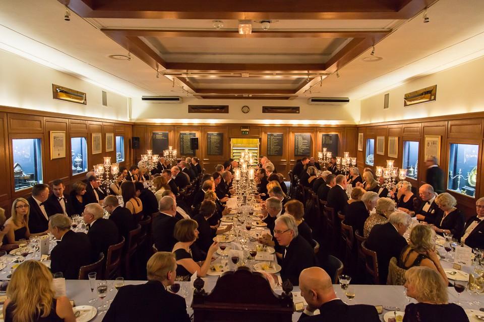 Dinner event in London