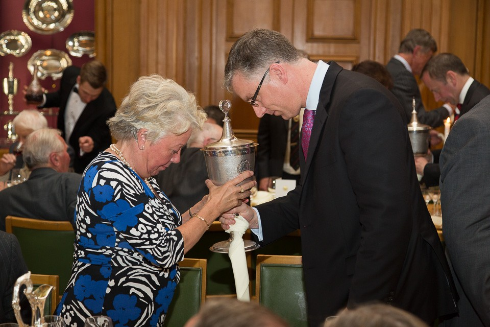 Loving Cup Ceremony at event